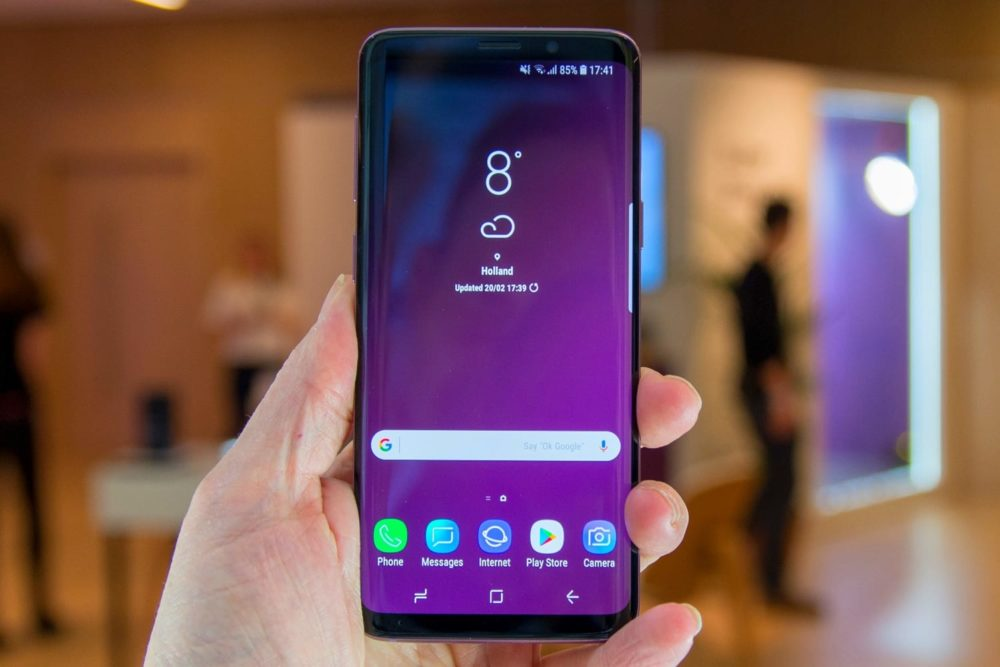Samsung Galaxy S10 X - опубликованы технические характеристики