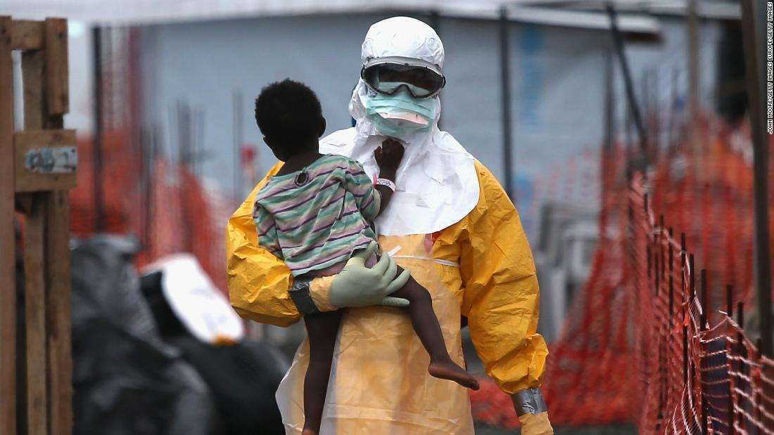 Эбола в Конго