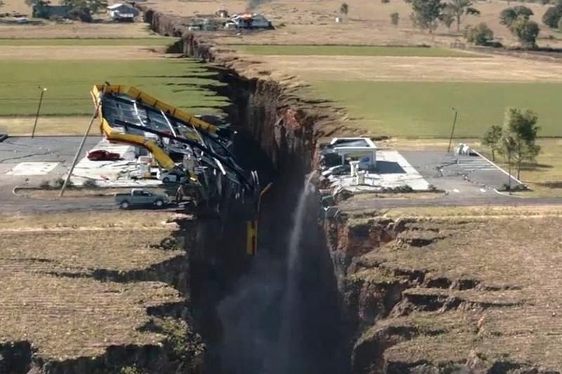 Калифорнийское двойное землетрясение: жертв нет, страх остался