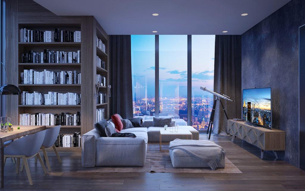 Недвижимость в Москва Сити: обзор и цены