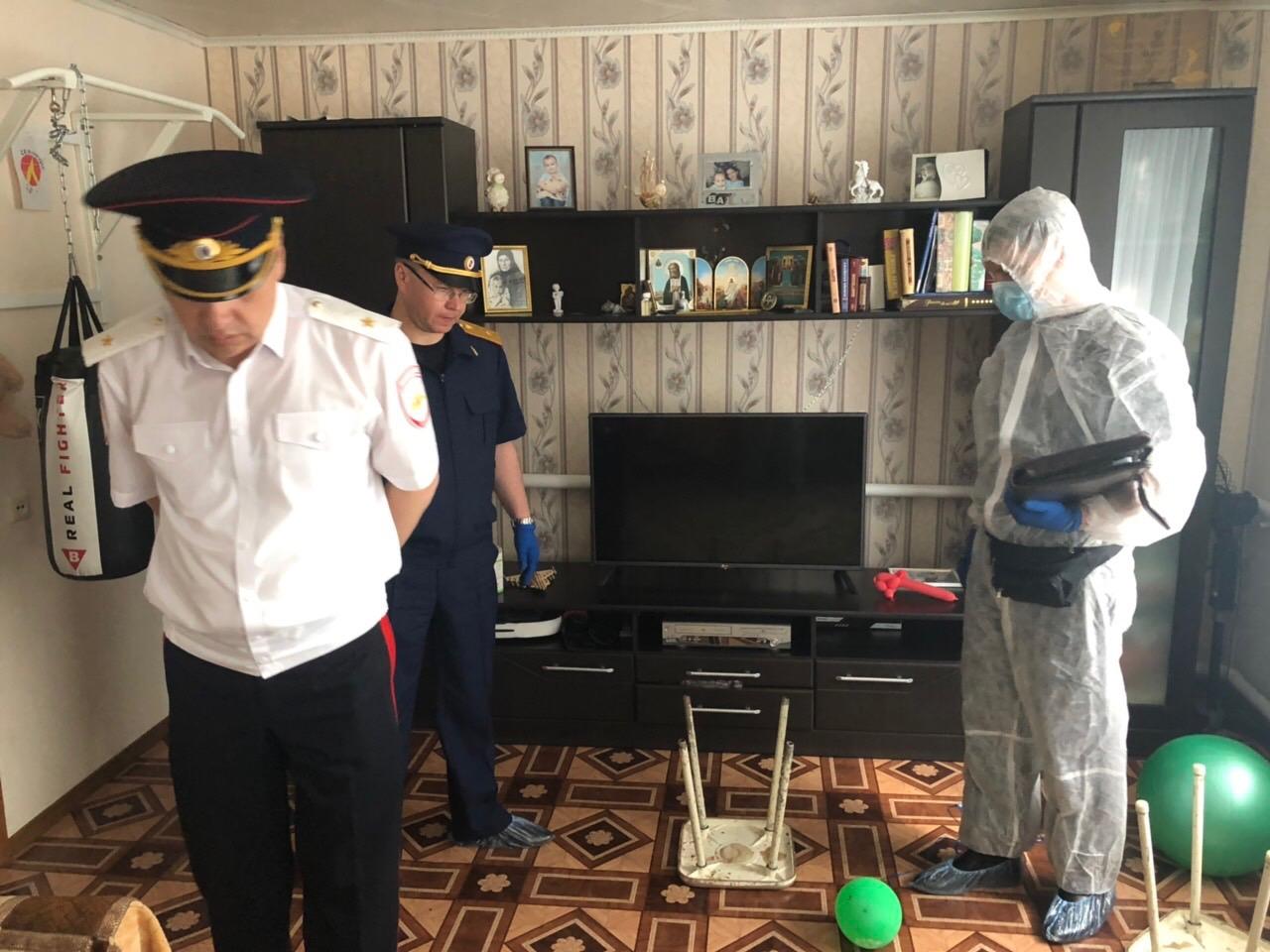 Убийство семьи в Ульяновске
