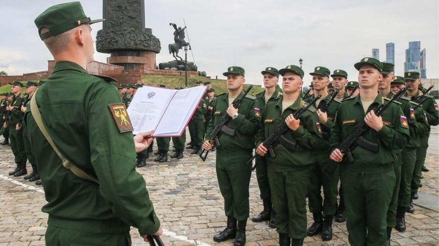 В России изменились правила призыва в армию