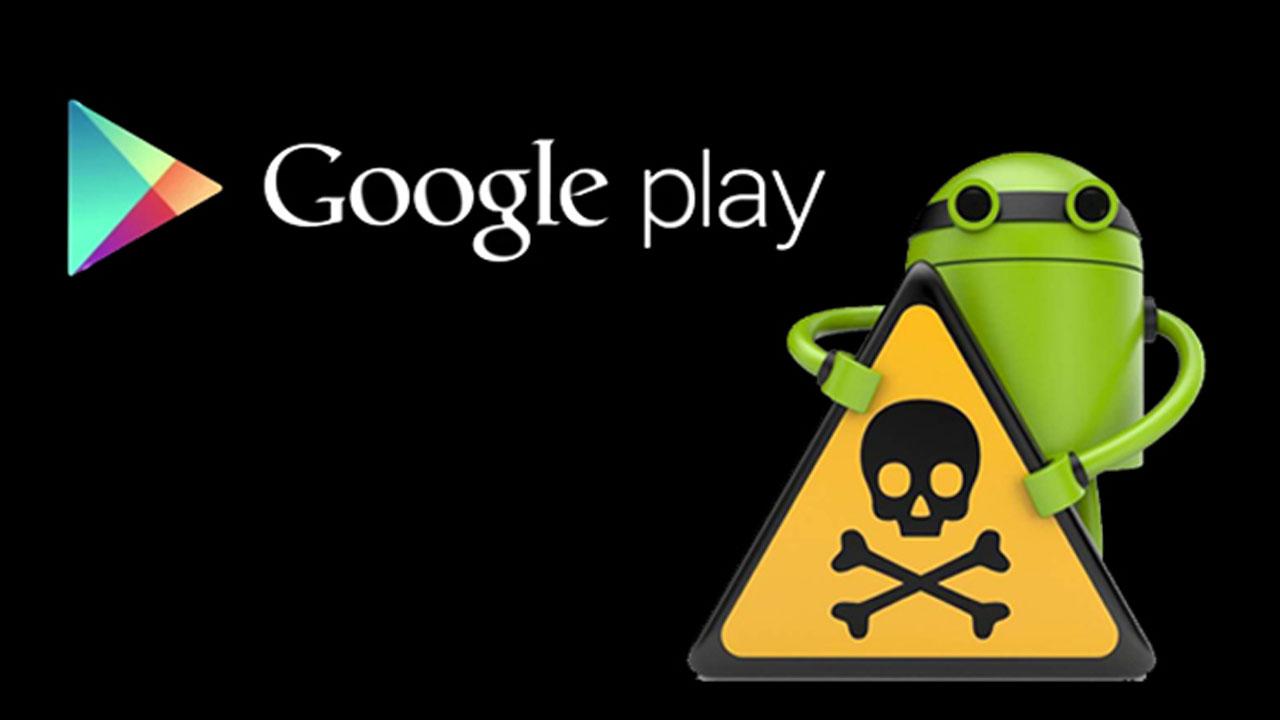 Google Play удалил вредоносные приложения с более 1,5 млн. загрузок