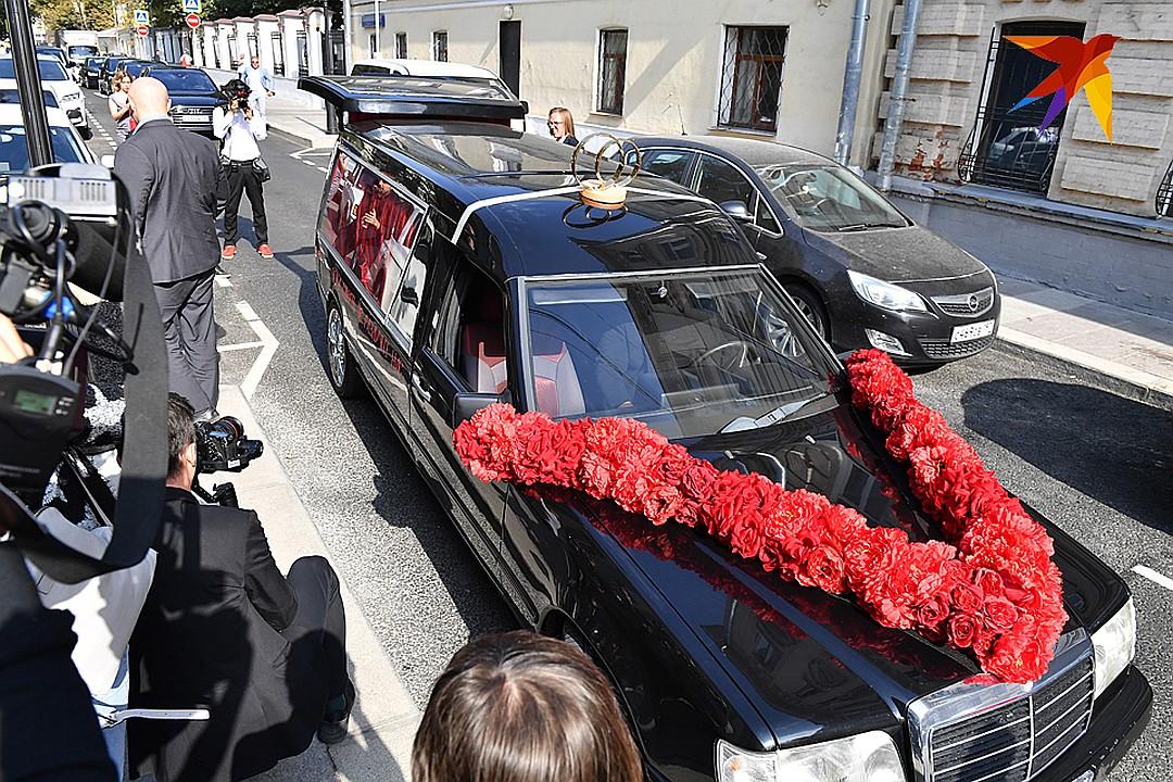 Траурная свадьба Собчак и Богомолова