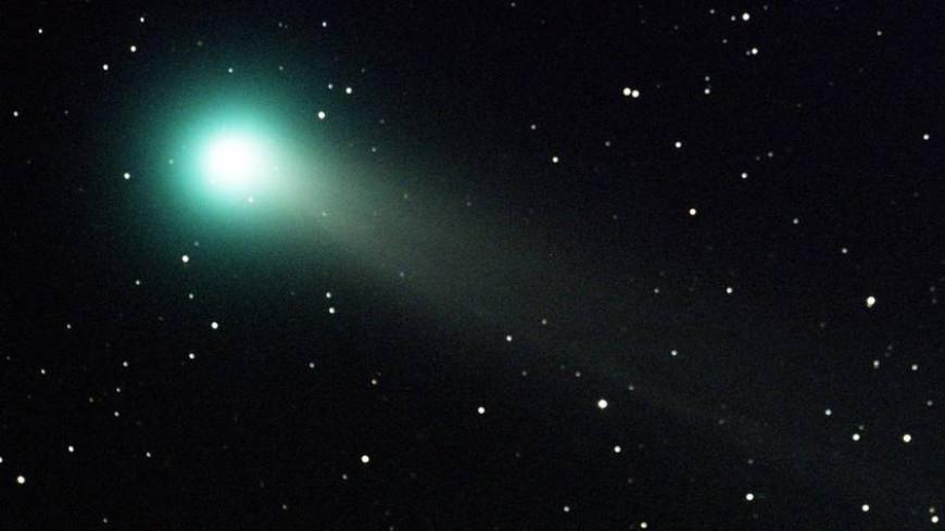 Декабрьское сближение кометы с Землей