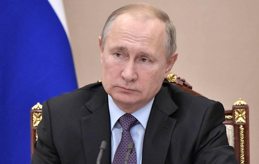 Путин рассказал о хищении сотен миллионов при строительстве «Восточного»