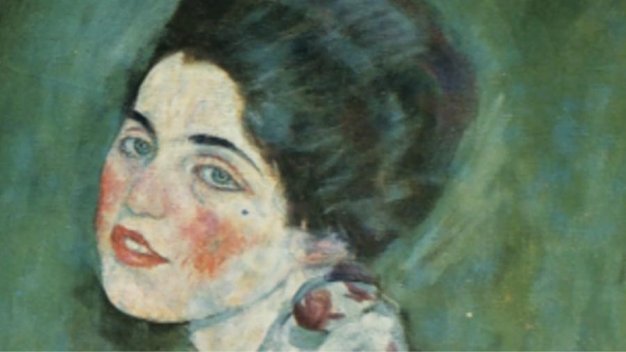 Садовник обнаружил пропавшую картину Климта в мусорном мешке