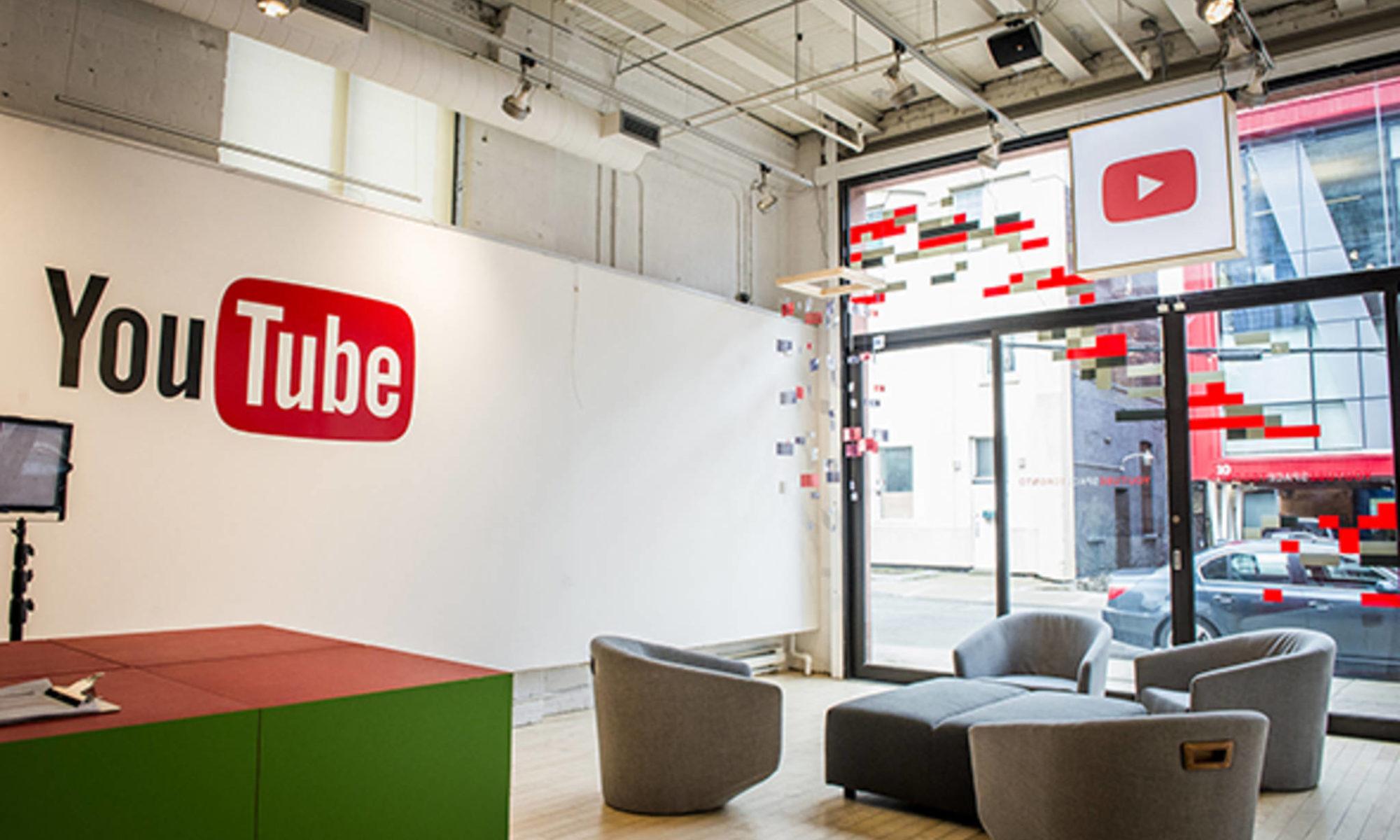 Компания YouTube подвела итоги года в России