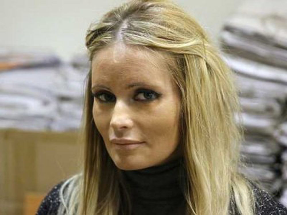 Дана Борисова решила доказать, что она больше не страдает от наркомании