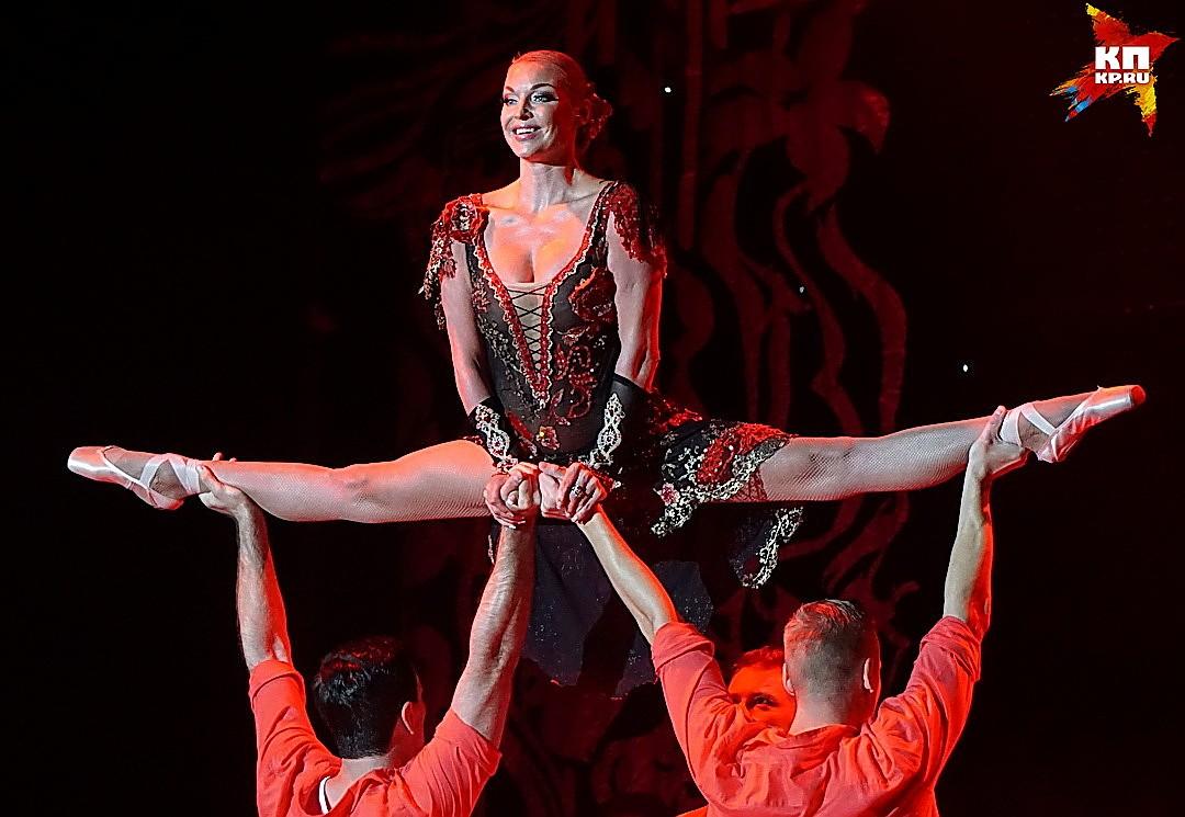 Анастасия Волочкова могла погибнуть в одном из шоу