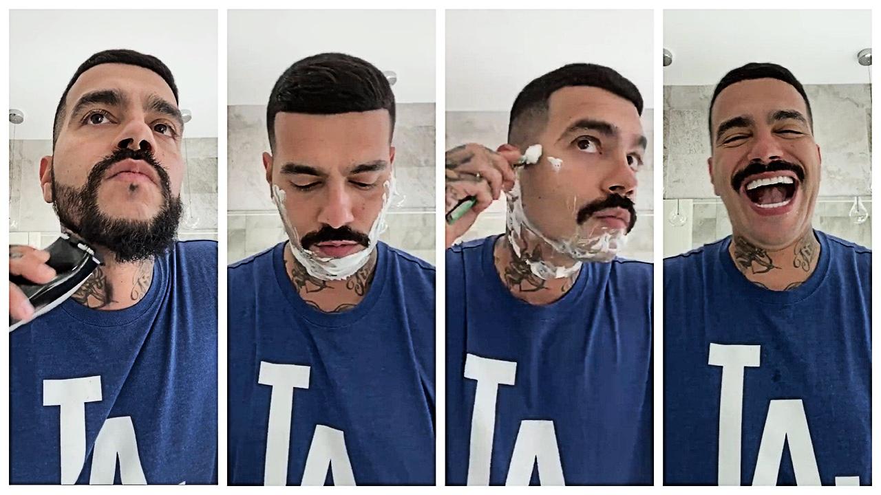 Тимати лишился своей бороды из-за спора
