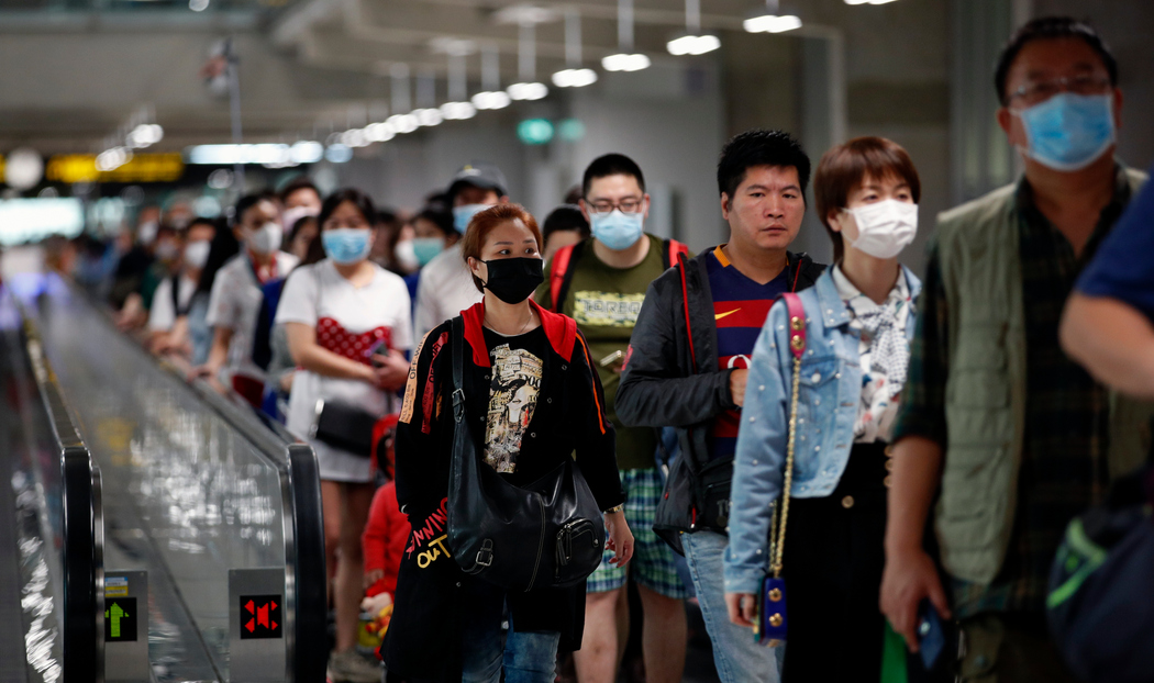 Коронавирус атакует рынки США и Китая. Гиганты проигрывают