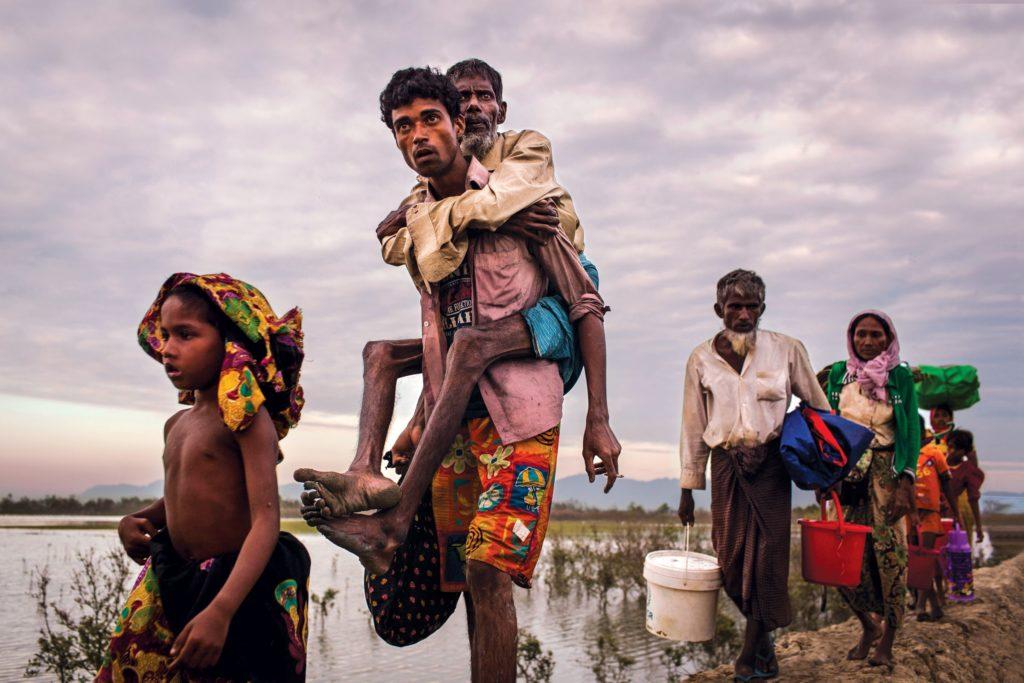 Мьянманская комиссия: нет доказательств геноцида против рохинджа