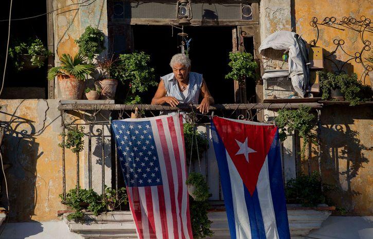 Санкции США против Кубы держат Европу в недоумении