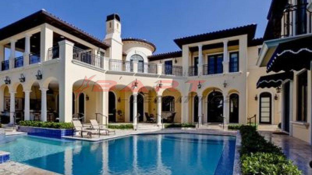 Звезды распродают свою недвижимость из-за уменьшившихся заработков