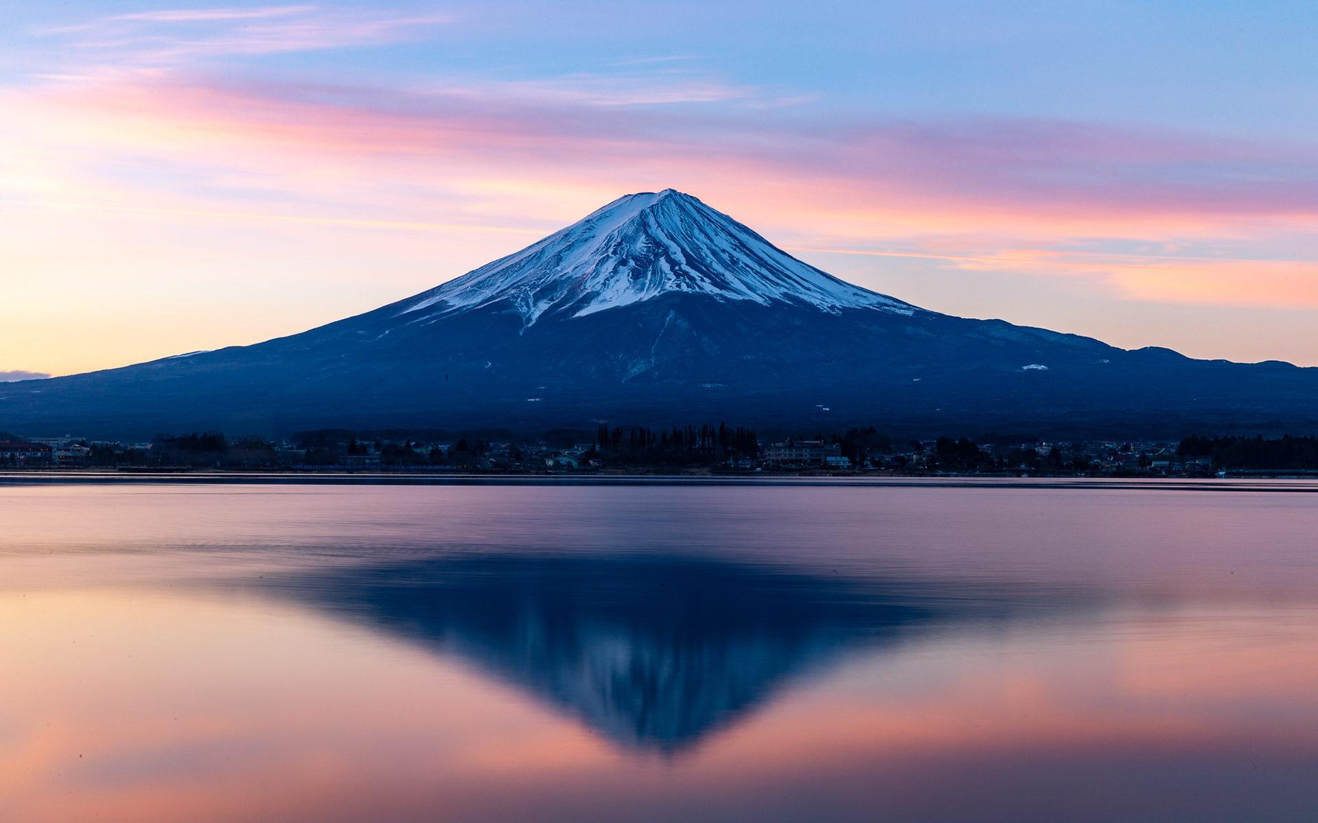 Японские эксперты моделируют последствия извержения горы Фудзияма в будущем