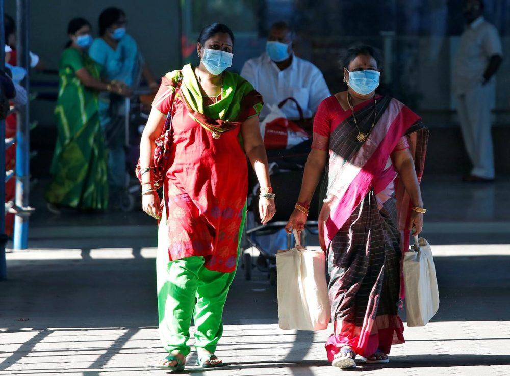 Индия входит в десятку стран с наибольшим количеством зараженных коронавирусом