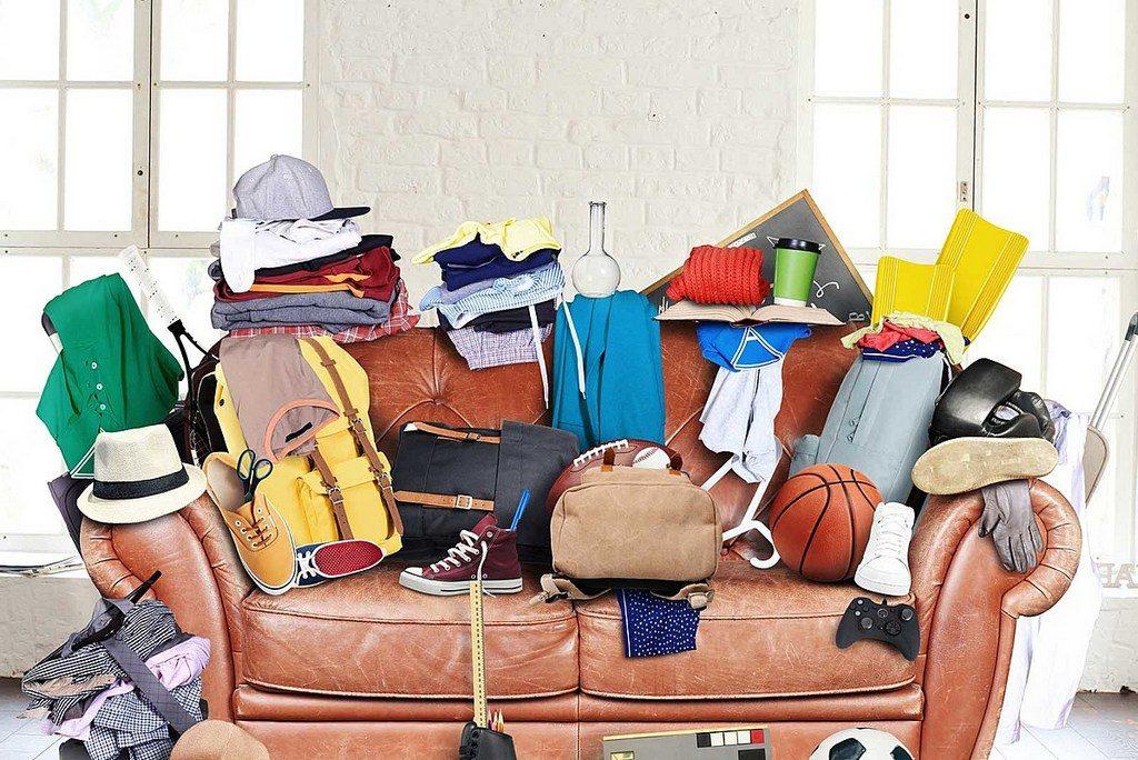 10 вещей, которые нужно выбросить из дома